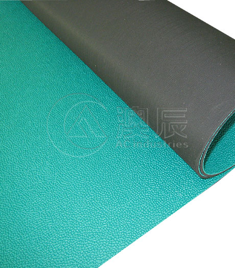 1318 Orange Peel Rubber Sheet