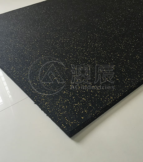 1401 Speckled Rubber Tile