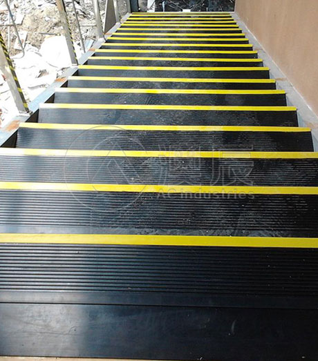 1801 Rubber Stair Treads