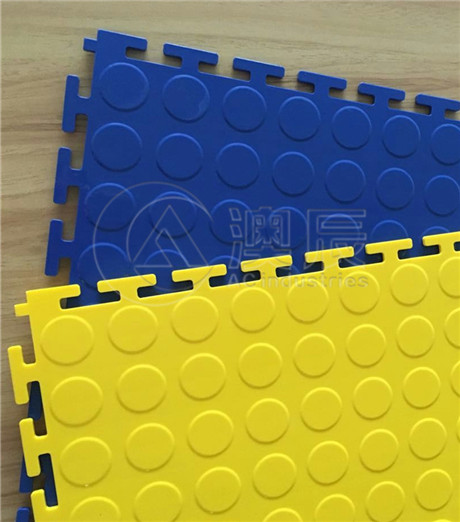 1609 PVC Garage Floor Mat