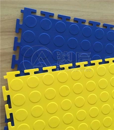 1609 PVC Garage Floor Mat