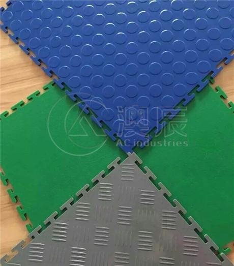 ACP10003-1 PVC Garage Floor Mat