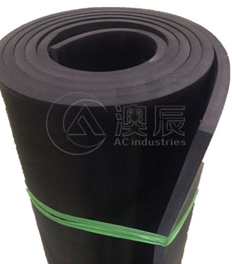 1309 Foamed Rubber Sheet