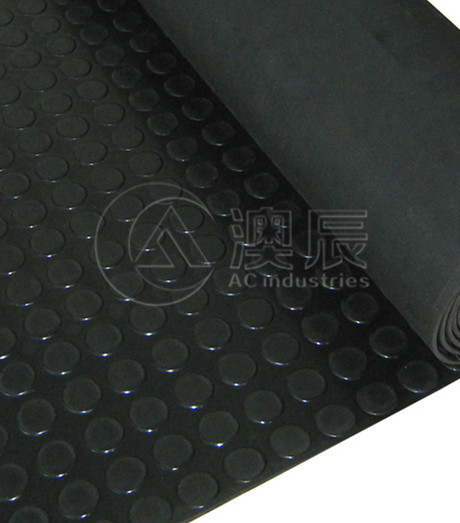 1313 Round Dot Rubber Sheet