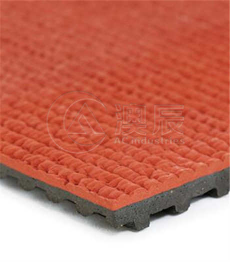1408 Prefabricated Rubber Runway