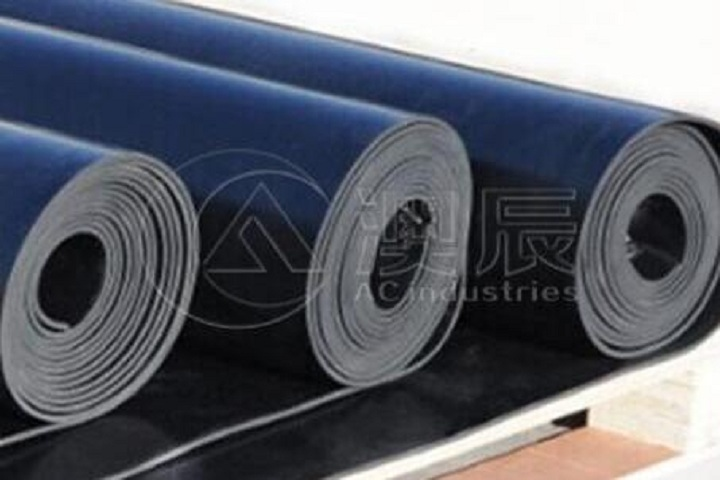 The applications of our rubber sheet