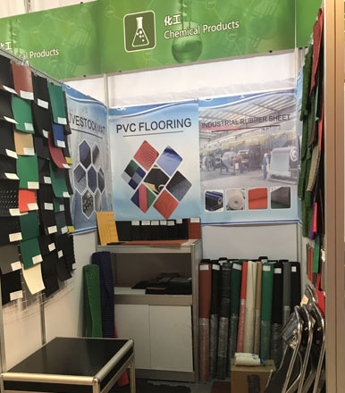 Booth number of 125th Canton Fair