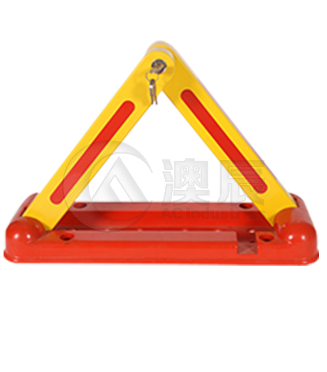 1513 Manual Triangle Car Parking Lock
