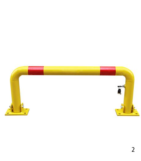 1514 Manual U Shape Car Parking Lock