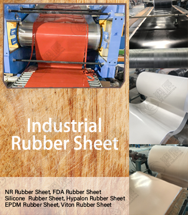 Industrial Rubber Sheeting