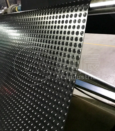 1313Round Dot Rubber Sheet