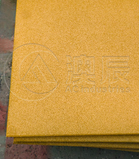 1101 Square Rubber Tile