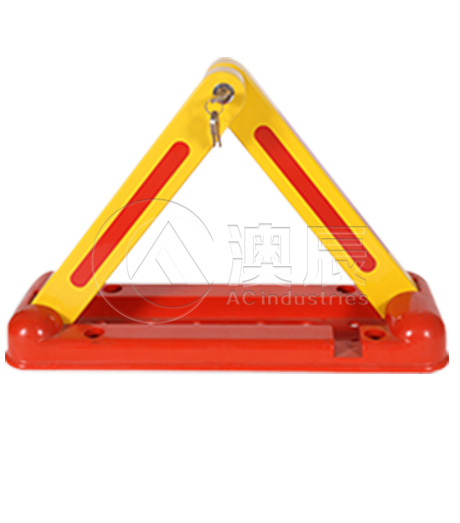 1513 Manual Triangle Car Parking Lock