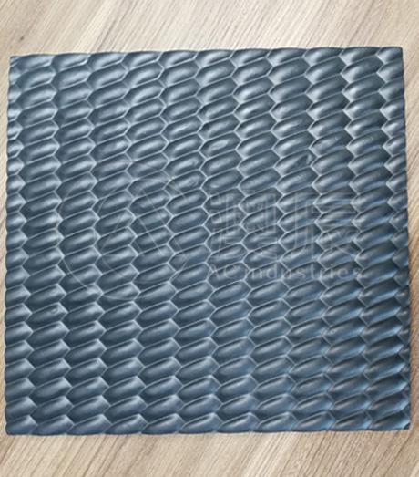 1804-2 EVA Stable Floor Mat Droplets