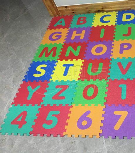 1818 Children Mat-Number&Letter