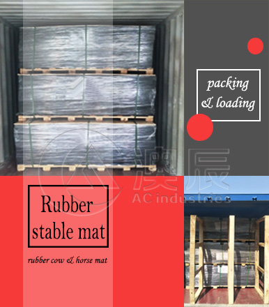 Shipped Today-Rubber Stable Mat