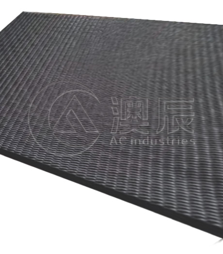 1804-2 EVA Stable Floor Mat Droplets