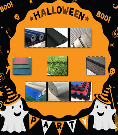 Best Halloween Gift-Rubber Products
