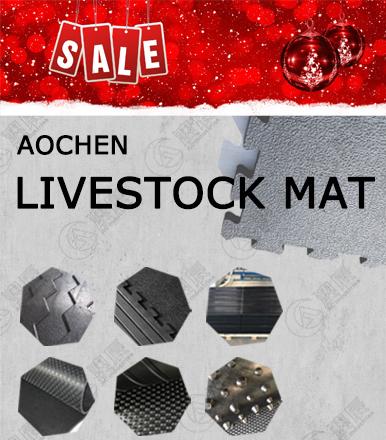 Christmas sale of stable mats