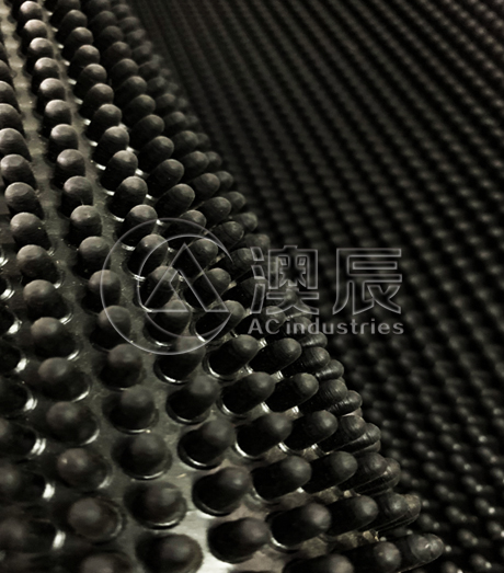 1823 Sanitizer Rubber Mat