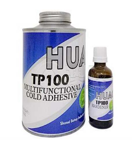 2111 Cold bond adhesive and hardener TP100