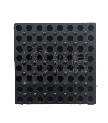 1803-6 Round Hole Shock Pad