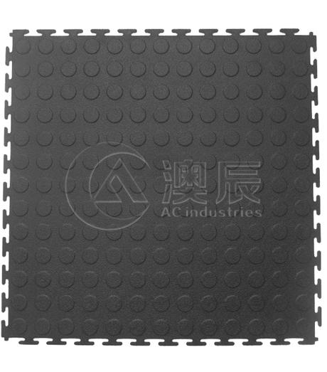 ACP10003-3 Recycled PVC Garage Floor