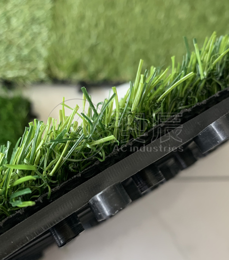 1704 Artificial grass Interlocking Deck Tile