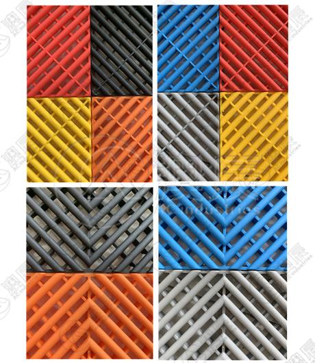 PVC Garage Mat