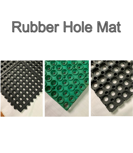 hot selling rubber mat
