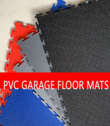 PVC GARAGE FLOOR MATS, THE PERFECT CHOICE FOR THE FLOOR OF THE WORKSHOP