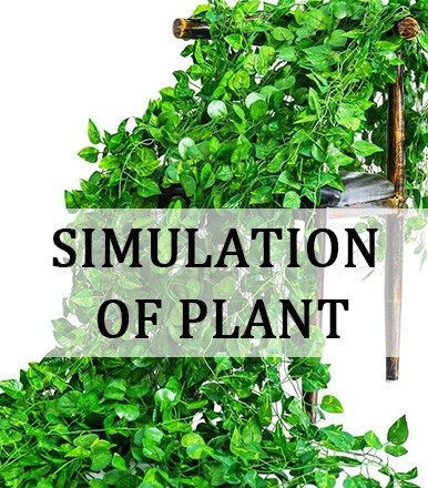 SIMULATION OF PLANT- VINES