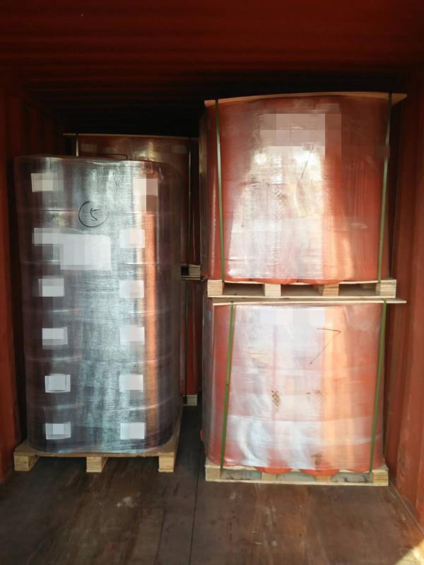 tan pure gum rubber sheet1