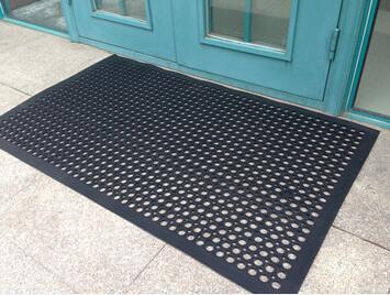 multifunction foot mats non-slip industrial pvc floor mat