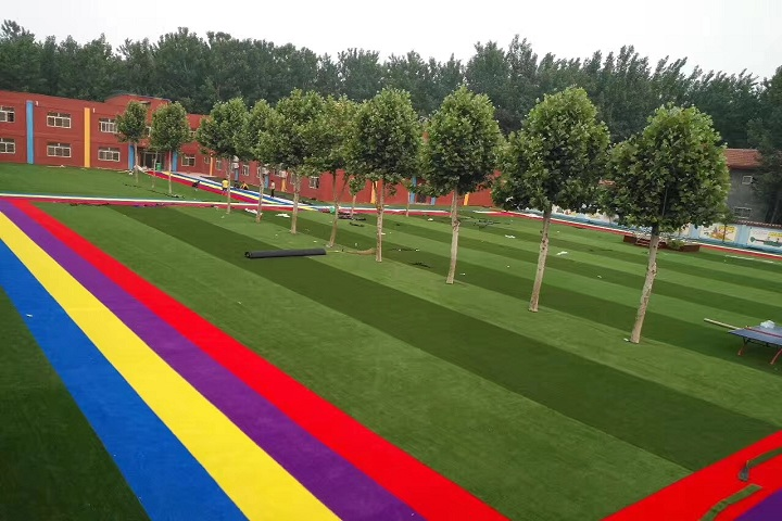 We supply the cheapest artificial grass and leisure grass