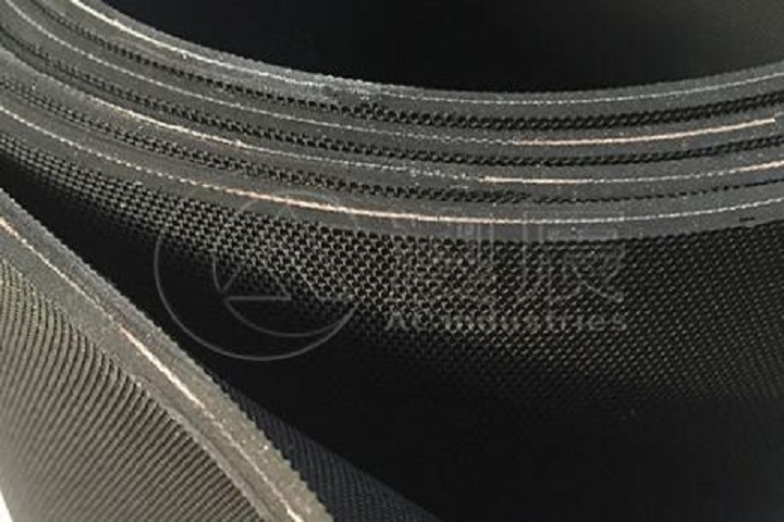 The features of Aochen insertion cloth neoprene rubber sheet