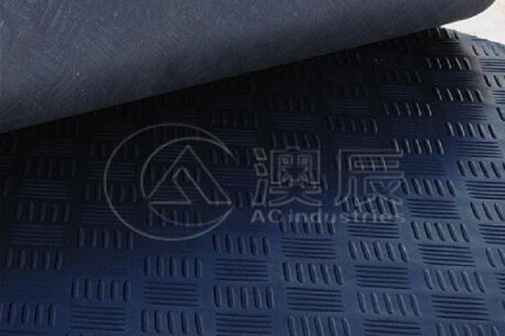 An introduction of checker plate rubber flooring sheet
