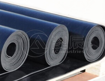 Rubber Sheet Flooring