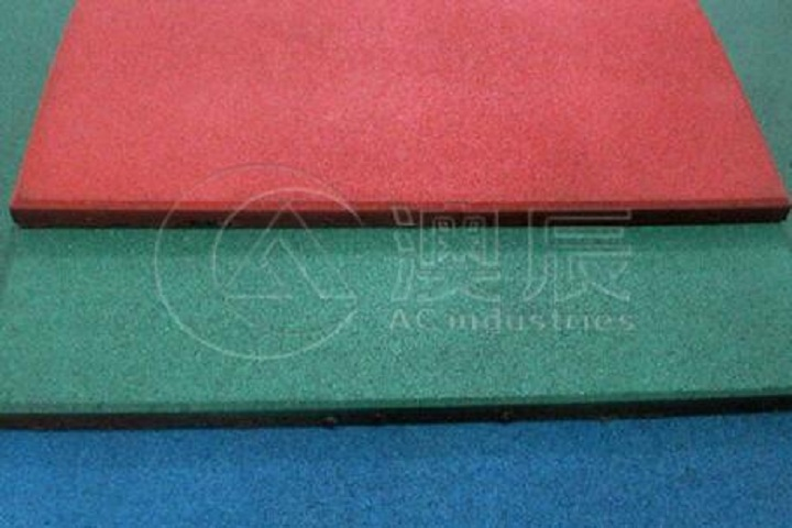 Aochen is one of reliable square rubber tile manufacturers