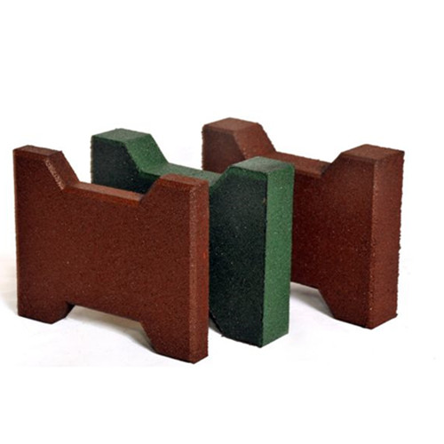 Rubber Playground Soft Tiles