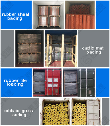 We are leading rubber sheet manufacture in China