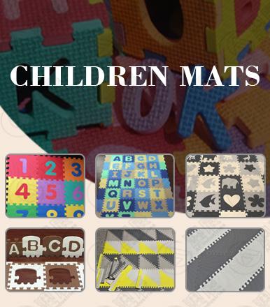 EVA children mats