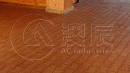 1102 Dog Bone Paving Tile
