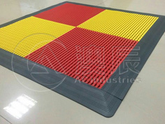 1608 Multi-Functional Floor Mat-Hard
