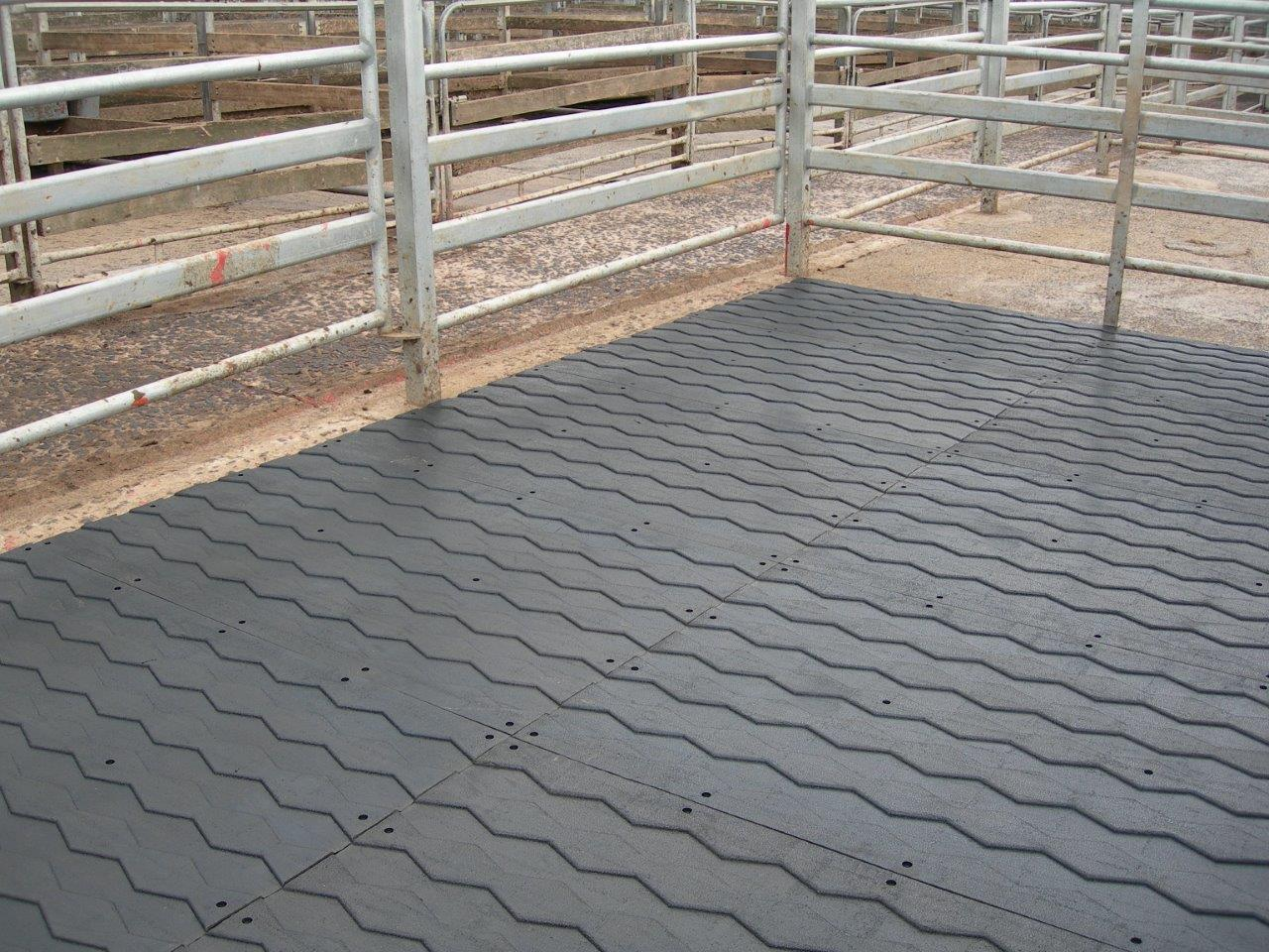 Cattle Rubber Mat