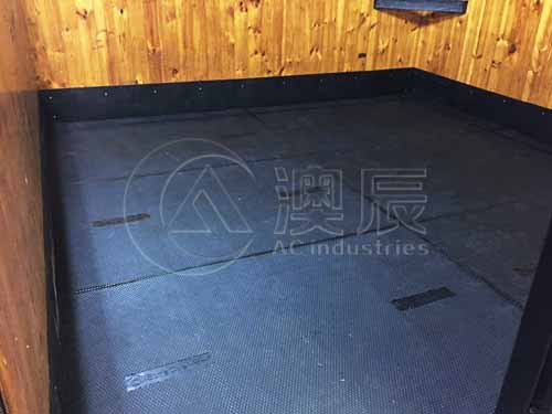 Horse Rubber Mat Solution