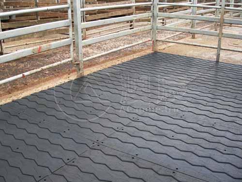Rubber Cattle Mat Solutions