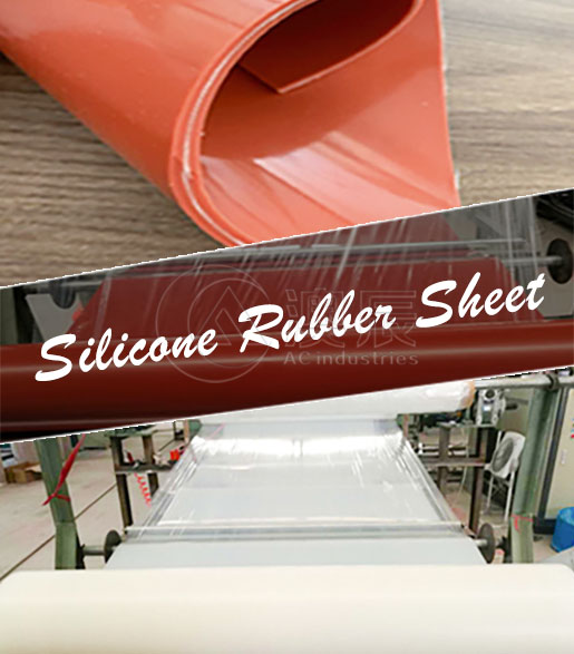 High Quality Silicone Rubber Sheet