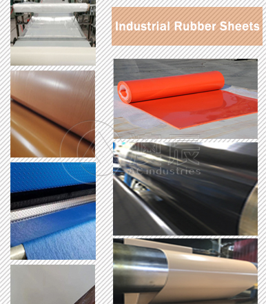 AOCHEN Specializes In Providing Commercial Rubber Sheets To Industry
