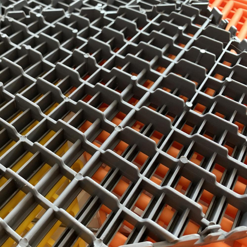 PP modular floor mat